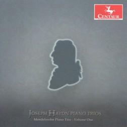 CRC 3126 Franz Joseph Haydn:  Piano Trios, Vol. 1