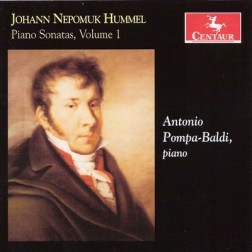 CRC 3127 Johann Nepomuk Hummel:  Sonata Op. 2, No. 3, in C Major