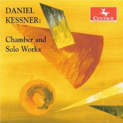 CRC 3134 Daniel Kessner:  Chamber and Solo Works.  String Quartet No. 2