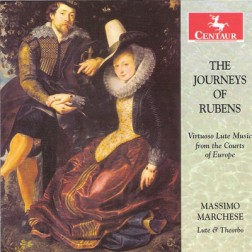 CRC 3146 The Journeys of Rubens:  Virtuoso Lute Music from the Courts of Europe.