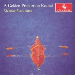 CRC 3157 A Golden Proportion.  Mozart:  Sonata in C Major, K. 279