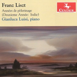 CRC 3160 Franz Liszt:  Annees de pelerinage (Duexieme Annee:  Italie).  Sposalizio