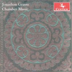CRC 3165 Jonathon Grasse:  Chamber Music.  Rua Bambui
