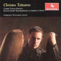 CRC 3174 Christos Tsitsaros:  Cahier Tango:  Twelve Character Tangos for P