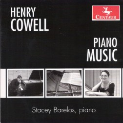 CRC 3185 Henry Cowell:  Piano Music