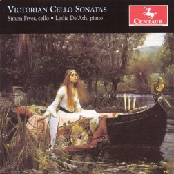 CRC 3216 Victorian Cello Sonatas.