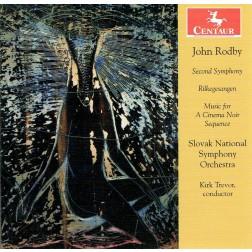 CRC 3237 John Rodby:  Second Symphony