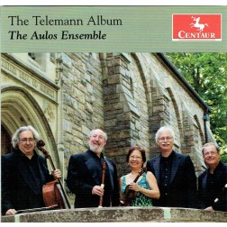 CRC 3275 The Telemann Album - The Aulos Ensemble