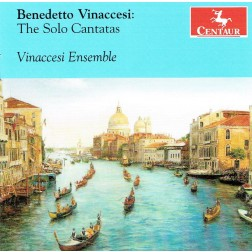 CRC 3270 Benedetto Vinaccesi:  The Solo Cantatas